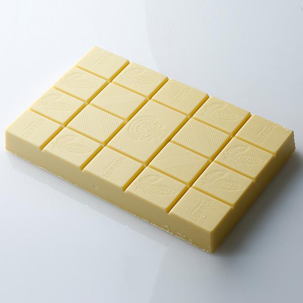 カカオ33% ホワイトチョコレート クーベルチュール ヴァイス ブロック 2.5kg