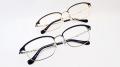 【オリジナル老眼鏡】 Mens Mark(メンズマーク) MX1141 エクセレントチタン使用のしなやかなメガネフレーム カラーは2色 ブルーライトカットレンズ仕様【送料無料】