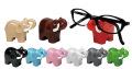 Elephant Glasses Holder (エレファントグラシーズ ホルダー) 象のかたちのかわいいメガネ立て カラー:全9色