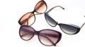 【NINA RICCI】 ニナリッチ NR26568 なめらかな素材感と薄めのレンズカラー、大きめなシェイプが特徴的なサングラス フレームカラーは全3色