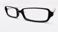 【オリジナル老眼鏡】 VISAGE(ビサージュ) 40027  ブラック 54□17-140 ブルーライトカットレンズ仕様  【送料無料】