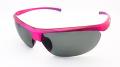 【SUN CLOUD】サンクラウド偏光サングラス 『ZEPHYR(ゼファー)』 フレームカラー:ホットピンク レンズカラー:グレー フィット感抜群のスポーツスタイルサングラス