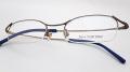 【オリジナル老眼鏡】Zip+homme(ジップオム)Z-0153 細身でシンプルなデザイン、小さい玉型は携帯用老眼鏡にぴったり!