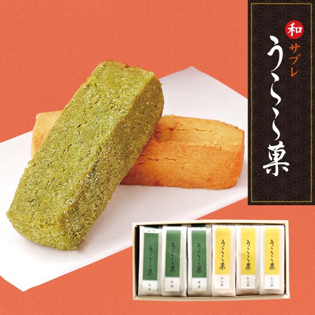 武蔵野茶房 うらら菓詰合せ〈12本入〉