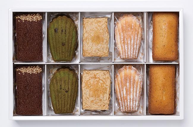 焼菓子詰め合わせC(20個入)
