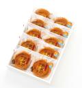 【1日限定5箱】武蔵野マドレーヌ<オレンジ>10個入