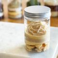 [ケーキパルフェ] 白花豆のモンブラン