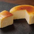 武蔵野茶房 特製焼チーズケーキ【わっぱ入】set