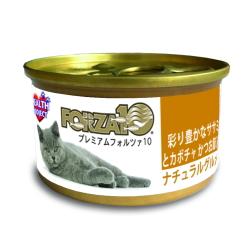 FORZA10_NG缶 ササミとカボチャかつお節入り