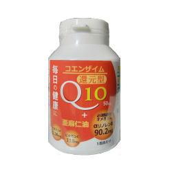 還元型コエンザイムQ10+αリノレン酸