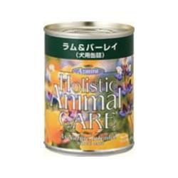 アズミラ/DOG/ラム&バーレイ缶 /374g
