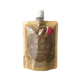 NinnaNannaDelica/自然栽培/玄米甘酒(すり)/200g