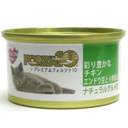 FORZA10_NG缶 チキン エンドウ豆と人参