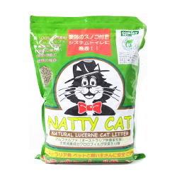 オーガニック猫砂/NATTY CAT