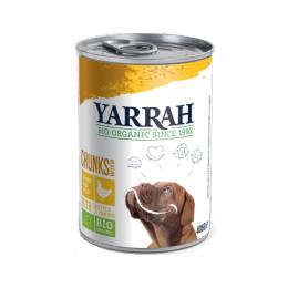 ヤラー/ドッグディナー/チキンチャンク缶/405g