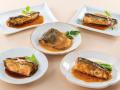 やわらか煮魚セット(皿盛り)