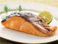 熟成時鮭塩焼