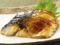 三陸産サバひと塩干し焼