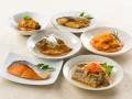 三陸産おすすめセット(皿盛り)
