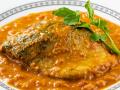 三陸産サバのカレー煮