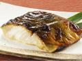 ホッケ白醤油焼