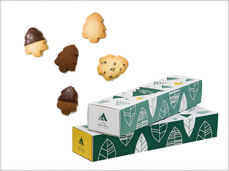 ツリークッキー15枚