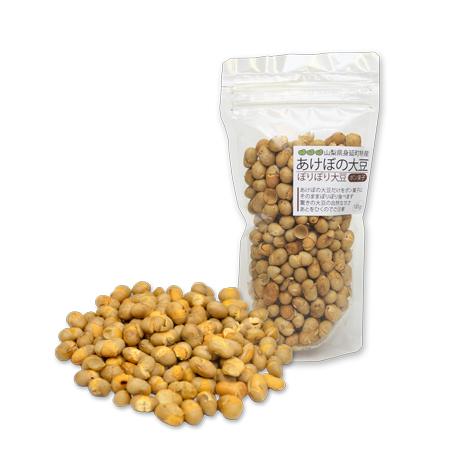 ポリポリ大豆