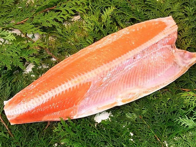 甘口・天然紅鮭フィーレ
