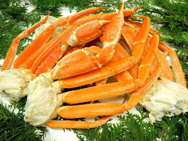 ボイルずわい蟹