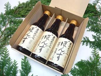 道場ポン酢