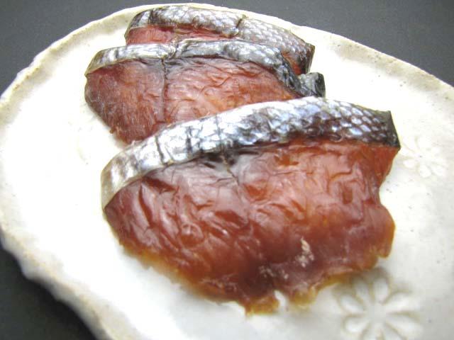 鮭とば醤油味