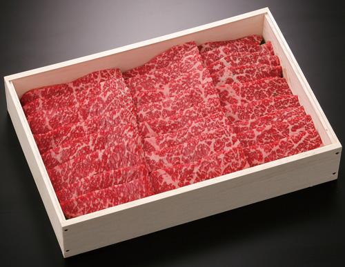 焼肉/赤身(D-15)  4セット400gから承ります 100g1500円