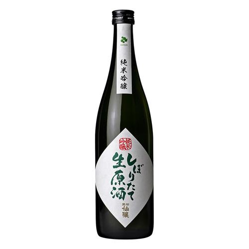 ひとごこち生原酒 720ml
