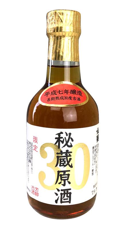 仙醸 30度古酒 秘蔵原酒 300ml