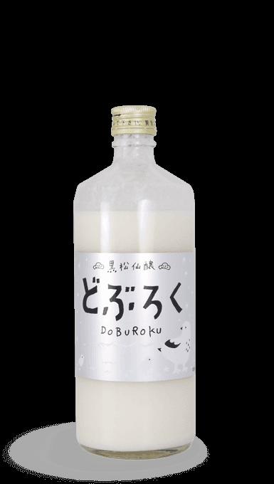 黒松仙醸 どぶろく 600ml