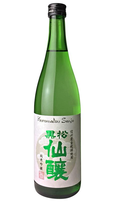黒松仙醸 純米吟醸 金紋錦  720ml【日本酒】