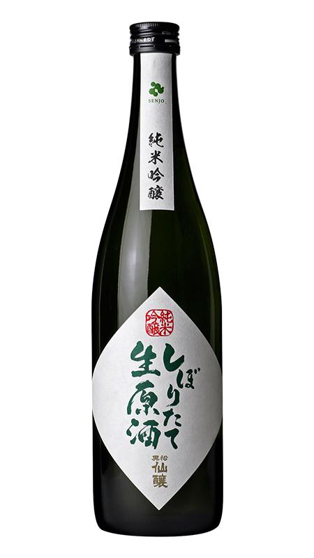 黒松仙醸 純米吟醸 ひとごこち生原酒 720ml【日本酒】