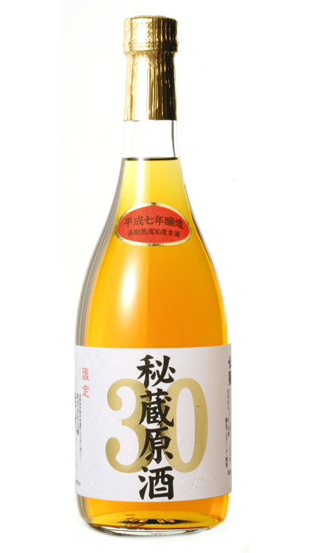 仙醸 30度古酒 秘蔵原酒 720ml