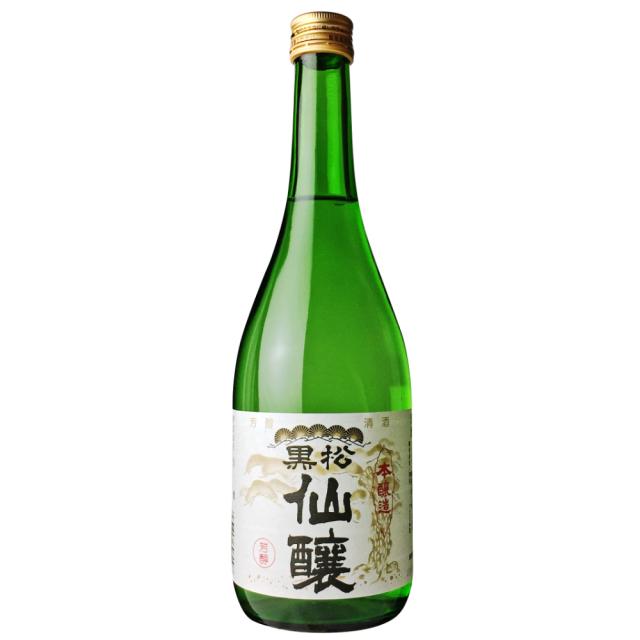 黒松仙醸本醸造720ml