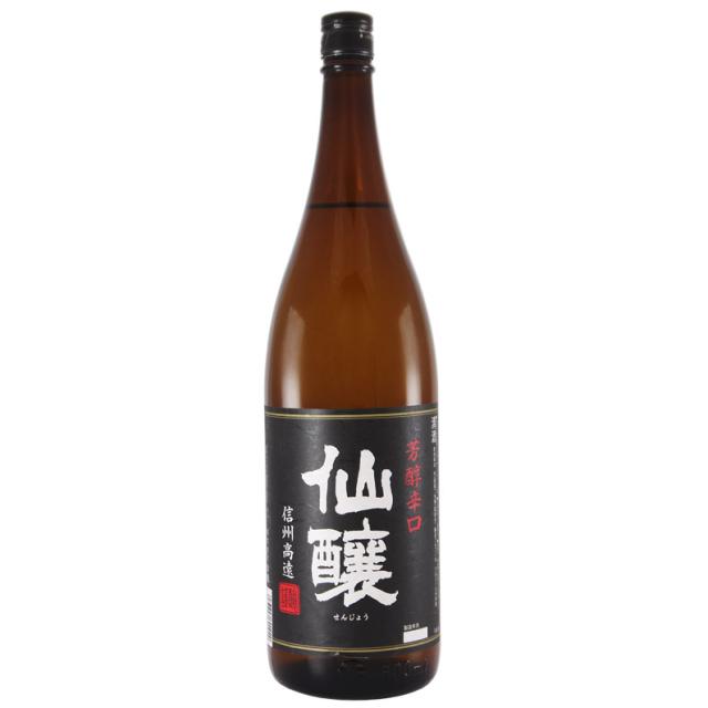 辛口酒1800ml瓶