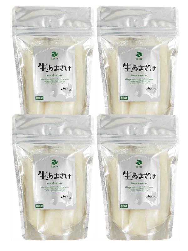 仙醸 生あまざけ 30g×7本入× 4袋 【生甘酒】|腸活・菌活美人を目指す方にもお勧めします