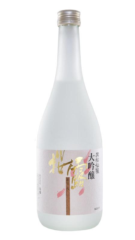 黒松仙醸 大吟醸 桜露 720ml