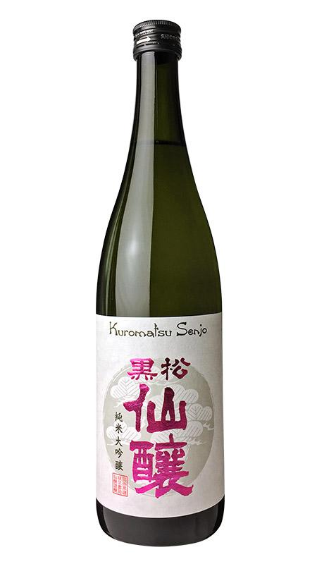 黒松仙醸 純米大吟醸 プロトタイプ 720mL【日本酒】