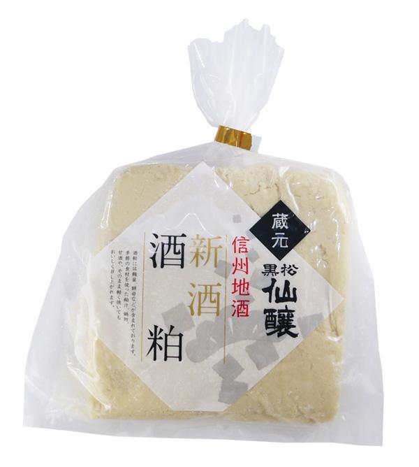 黒松仙醸 酒粕 400g