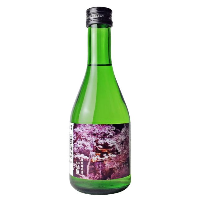 特別純米酒 桜ラベル