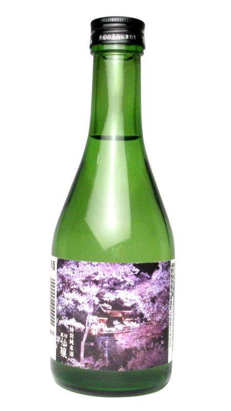 黒松仙醸 特別純米酒 桜ラベル 300ml