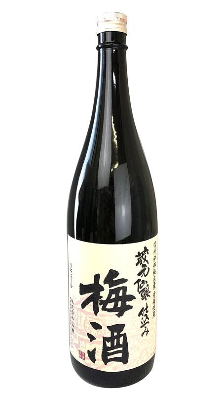 仙醸 梅酒 1.8L