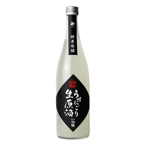 新酒:黒松仙醸 純米吟醸 うすにごり 生原酒 720ml【日本酒】