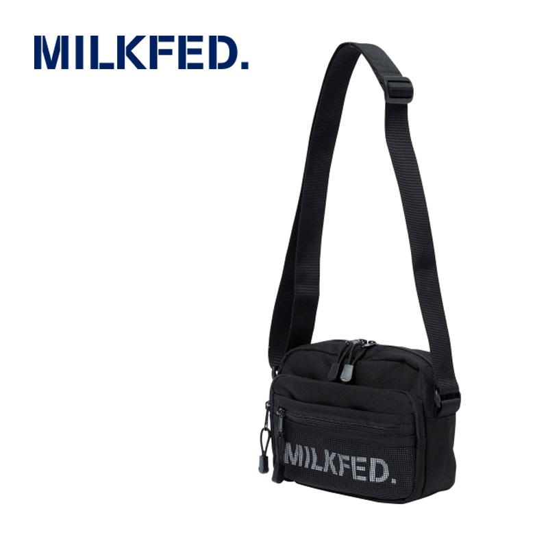 MILKFED.(ミルクフェド) SHOULDER BAG STENCIL 03172022 バッグ ショルダー レディース 正規販売店 送料無料