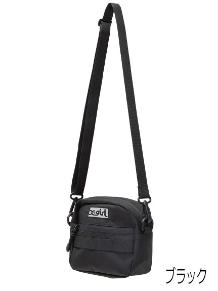 X-girl エックスガール ADVENTURE SHOULDER BAG 05171008 アドベンチャーショルダーバッグ  レディース